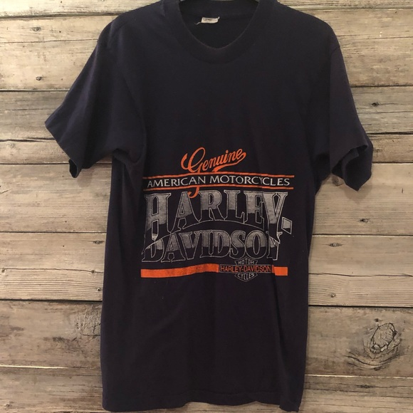 Harley-Davidson Other - Harley-Davidson Men's Vintage  T-shirt Medium